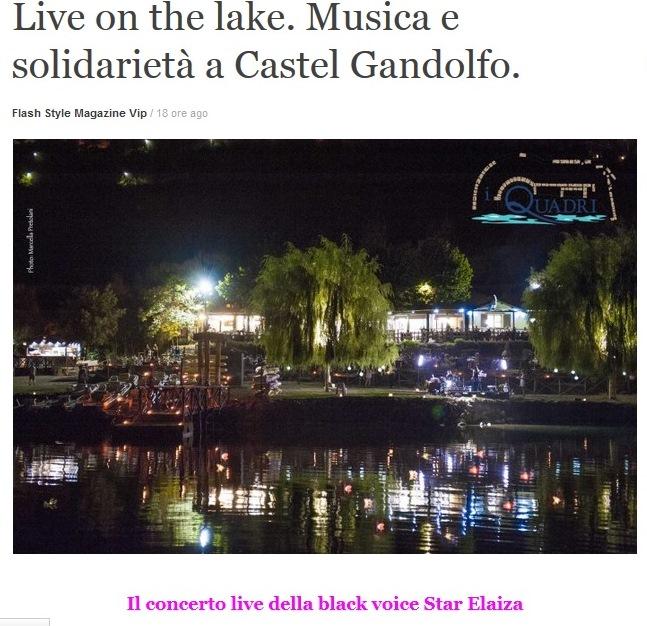 lake flash