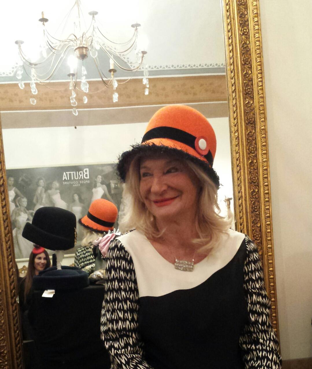 """""""L Arte del Cappello"""" un salotto privè tra storia e creazioni – di Sara  Lauricella –  differevent 377110aebe95"""