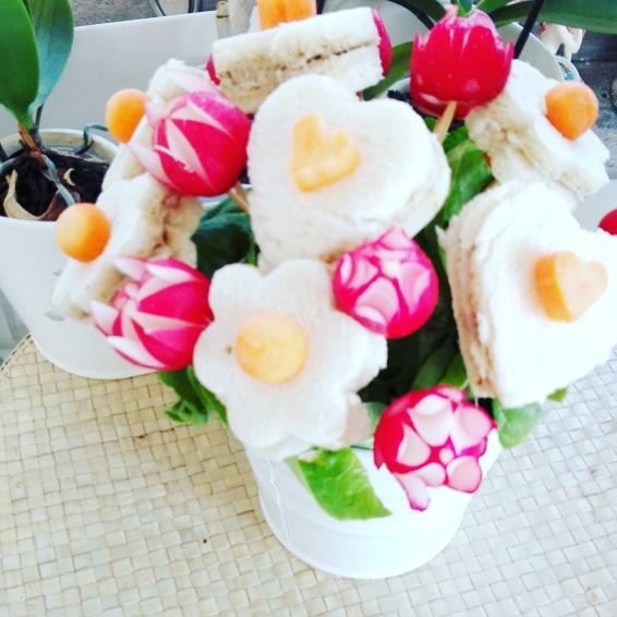 bouquet tramezzini