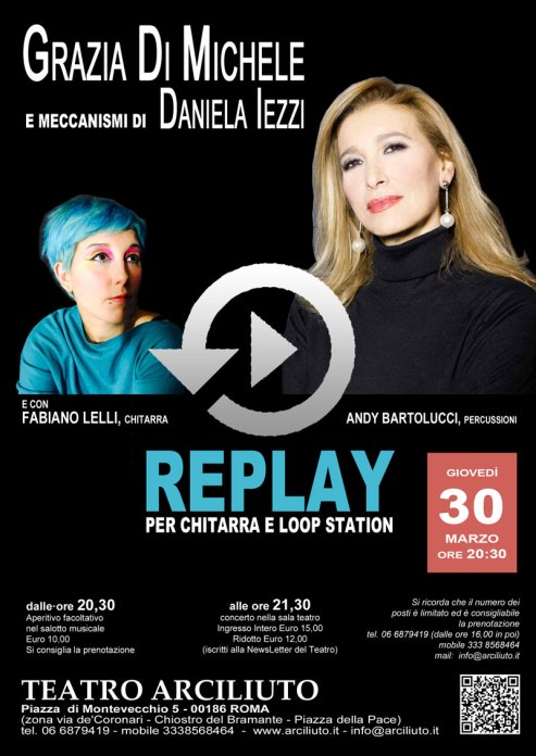 GraziaDiMichele_Replay_27042017