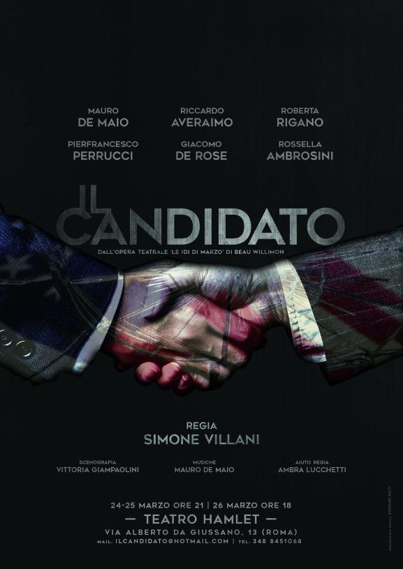 Locandina - Il candidato