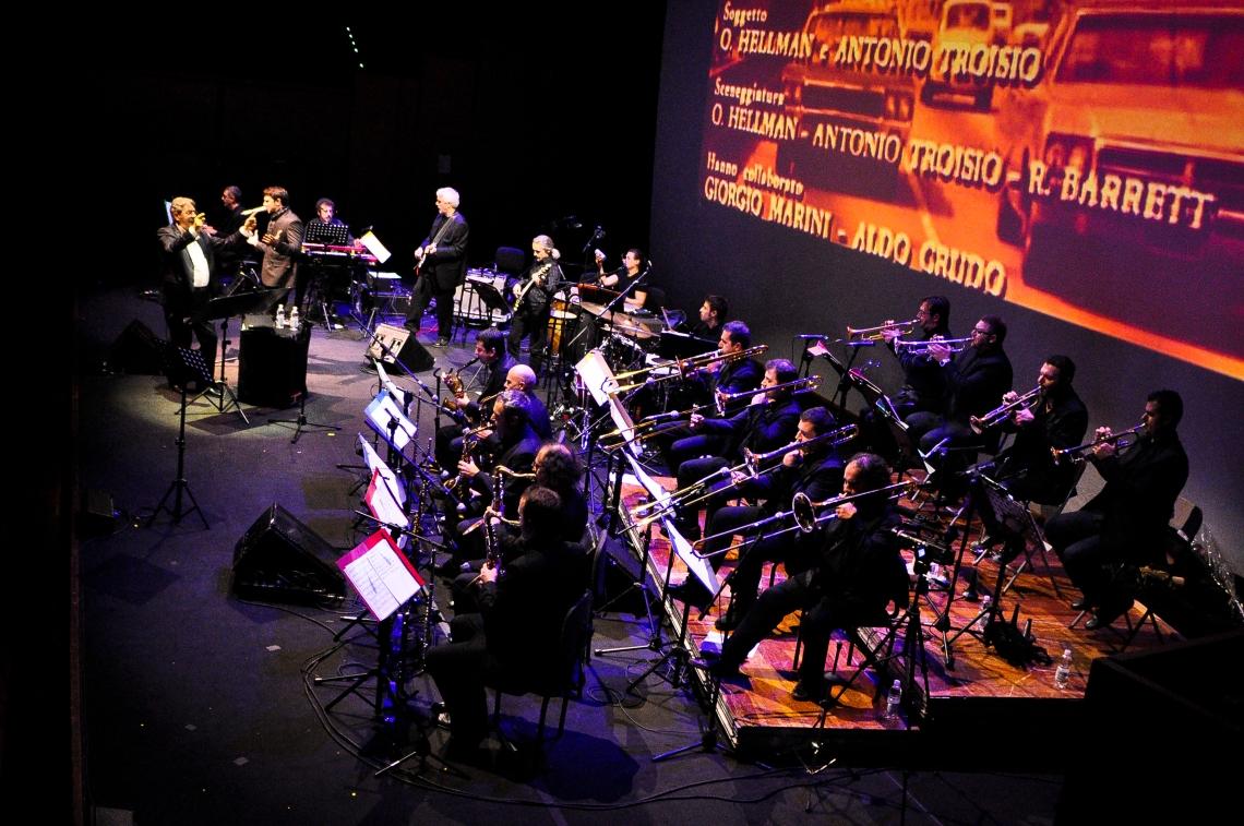 big orchestra Franco Micalizzi