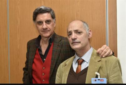 Da sx_Marco Tullio Barboni e Plinio Perilli