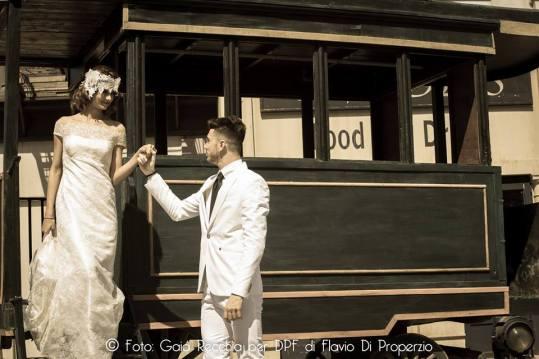 sposi anni venti