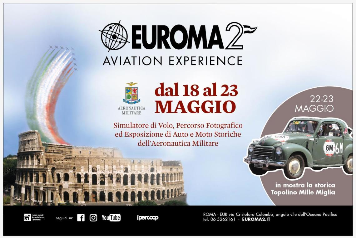 Euroma2 Aviation Experience