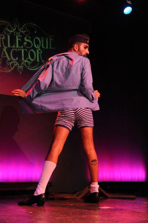 Guido Laudani L'arte del Burlesque, mostra fotografica a cura di Barbara Martusciello 1