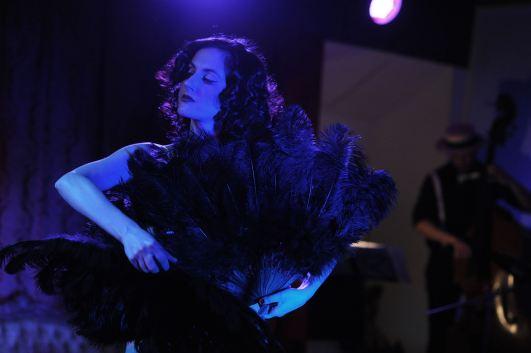 Guido Laudani L'arte del Burlesque, mostra fotografica a cura di Barbara Martusciello 2