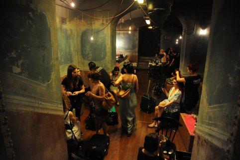Guido Laudani L'arte del Burlesque, mostra fotografica a cura di Barbara Martusciello 4
