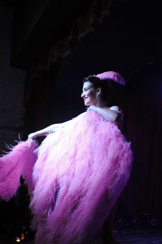 Guido Laudani L'arte del Burlesque, mostra fotografica a cura di Barbara Martusciello 5