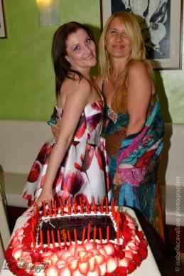 con Francesca Spadaro