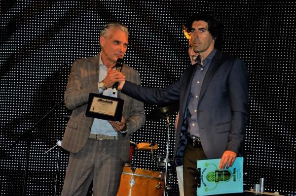 ANTONIO IORIO-FABRIZIO PACIFICI-microfono d'oro