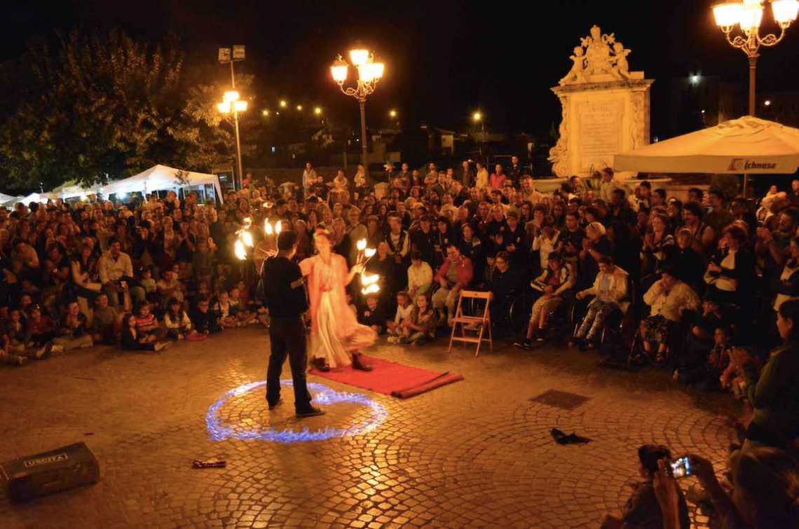 Busker Festival Carpineto Romano