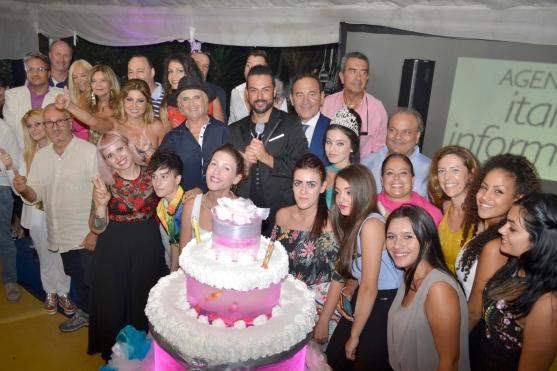 Alla torta finale
