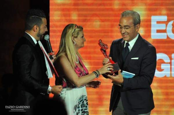 Gianpaolo Balsamo premiato eccellenza al giornalismo