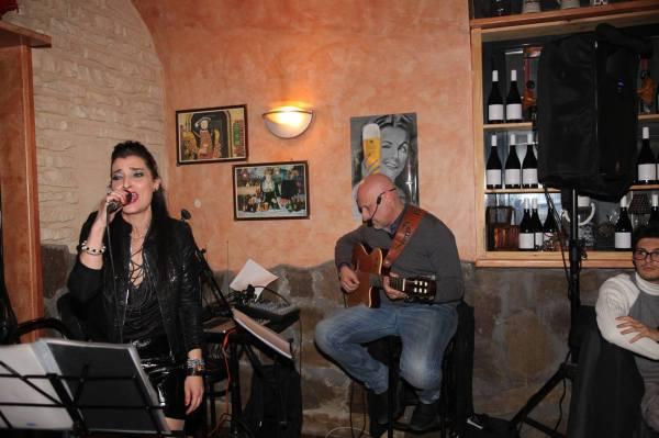 Star Elaiza e Massimo Tiburzi cop
