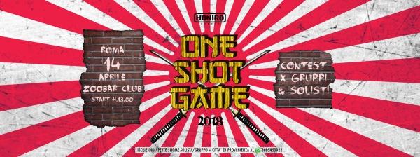 ONE SHOT GAME 2018