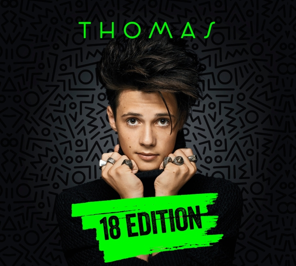 Thomas 18 Edition cover digipack