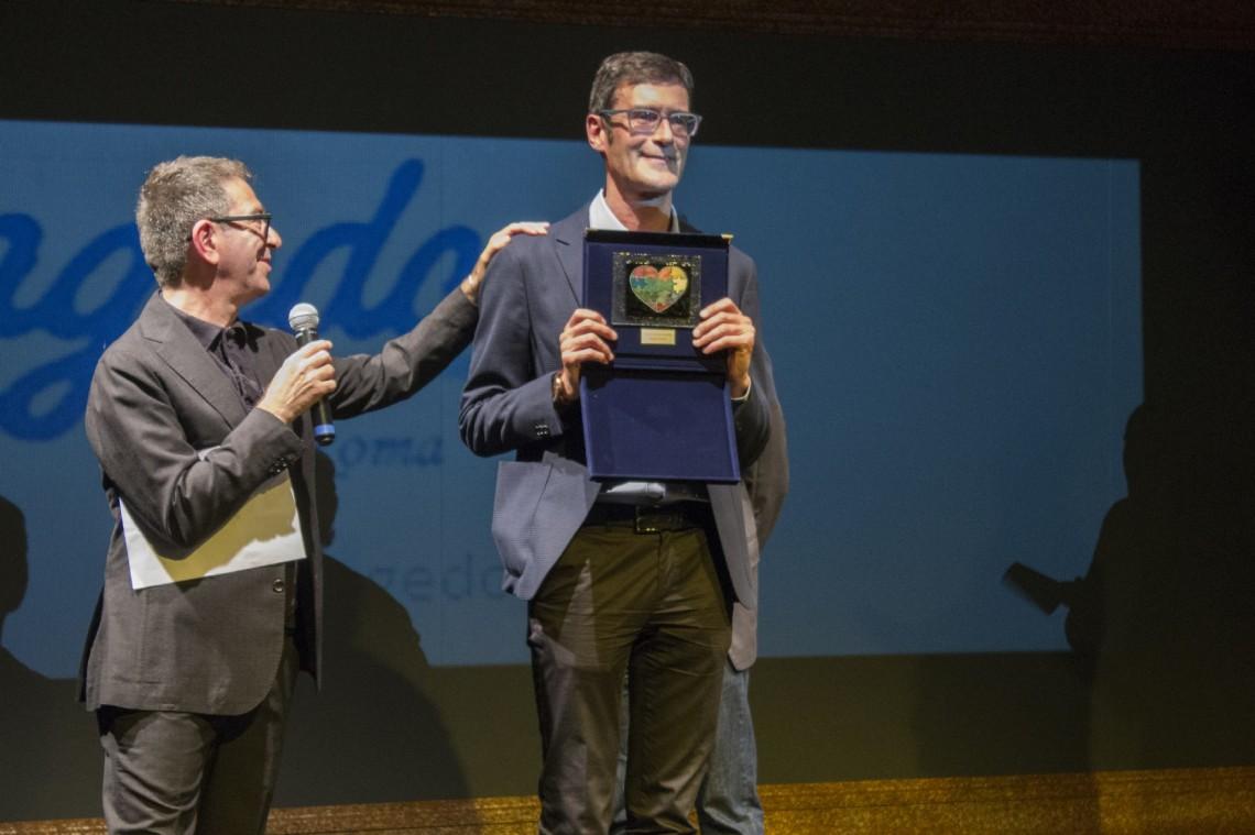 PREMIO AGEDO_Strabioli+Giorgio Gaino di Deutsche Bank_ph Alessandra Merelli