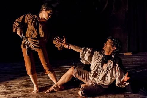 Io, Caravaggio2