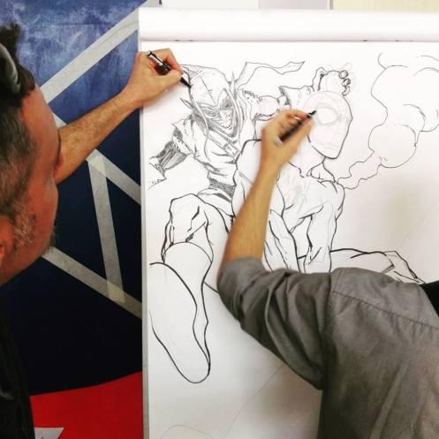 Scuola Romana dei Fumetti_Artisti 7607