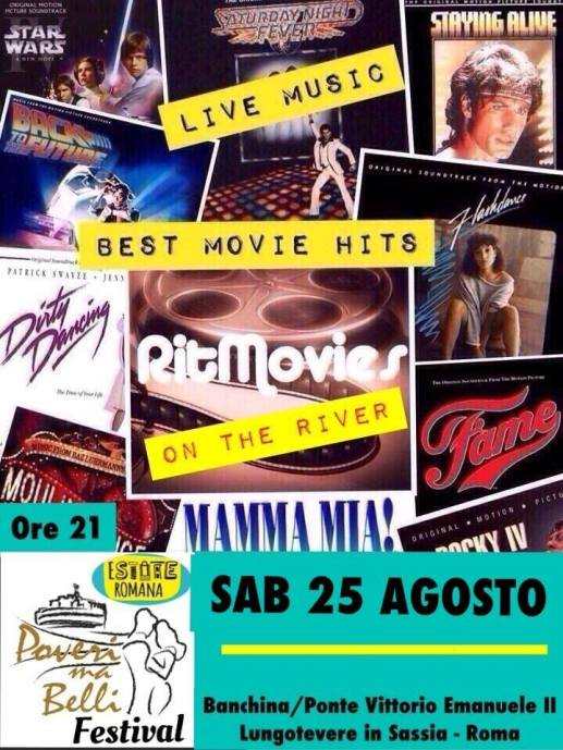 25 agosto rit movies