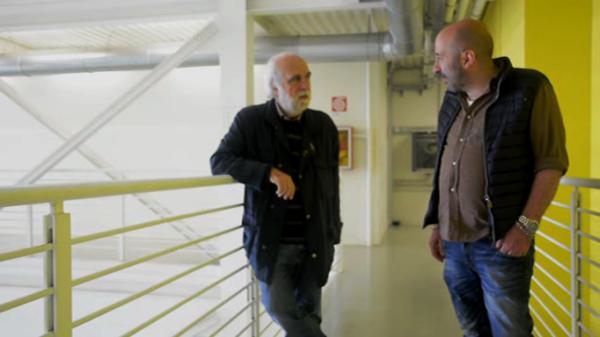 L'incontro con Beppe Lanci al centro sperimentale di cinematografia