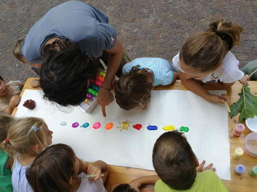 CORE_Laboratori Pittura Bambini