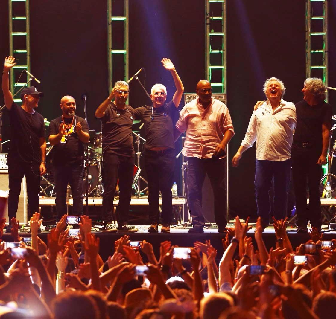 DSL Dire Straits Legacy band