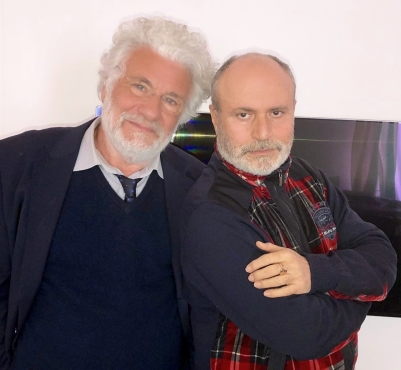 Gianni Franco e Pierfrancesco Campanella