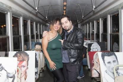 Dive On Tram Emanuela Del Zompo & Daniele Pacchiarotti foto by Antonello Ariele Martone (5)