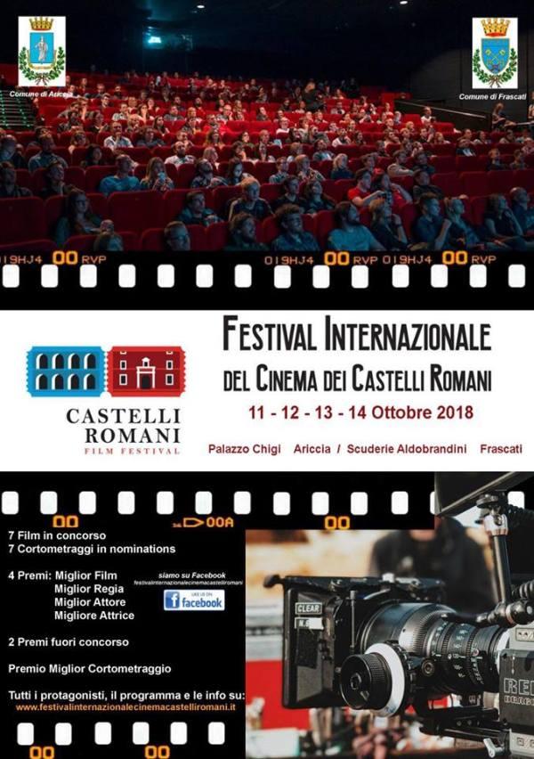 Fabrizio Borni-Fabrizio Pacifici-Festival Internazionale del Cinema dei Castelli Romani
