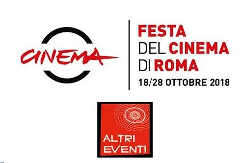 logo festa del cinema roma
