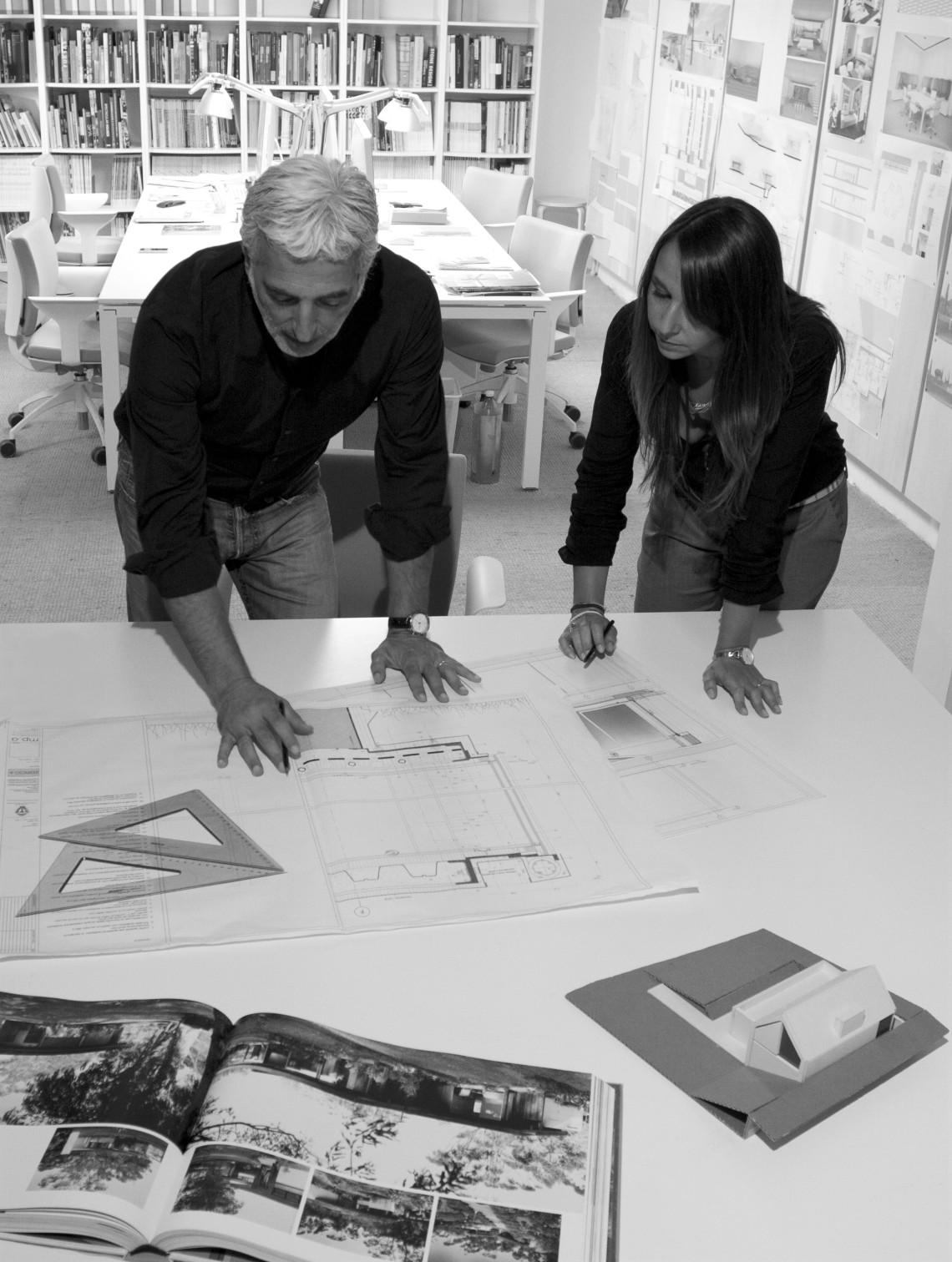 Maurizio Pappalardo e Romina Fava dello studio mp2a