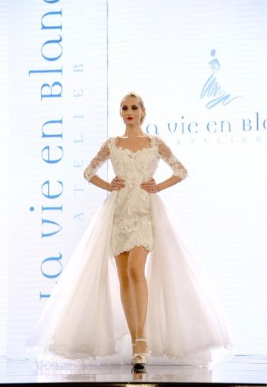 Sfilata La Vie en Blanc Atelier - Ph. Stefano Cesaroni (1)
