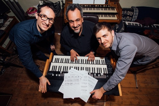 DanieleCiuffreda Organ Trio