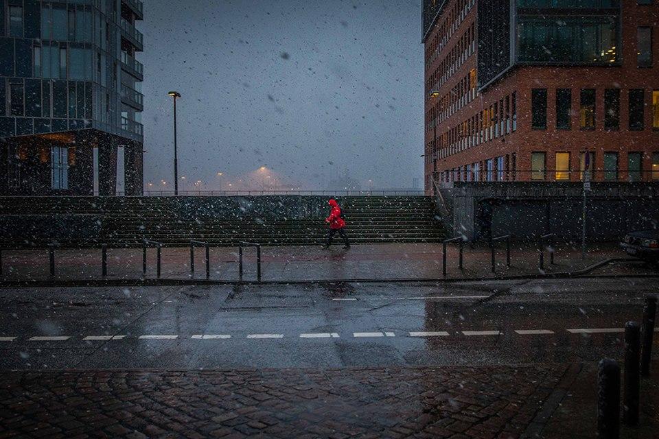 Ivan Urban Gobbo - I walk alone Project, Amburgo 1