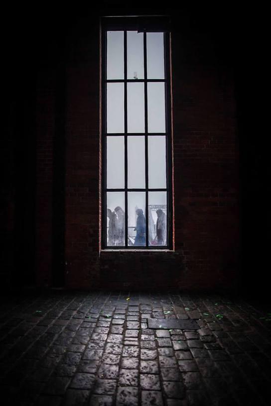 Ivan Urban Gobbo - I walk alone Project, Amburgo 2
