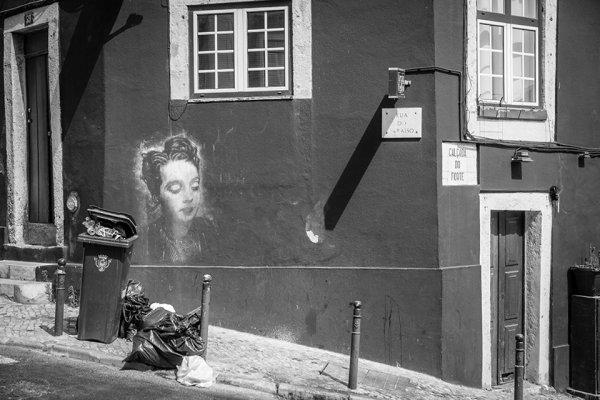 Ivan Urban Gobbo - I walk alone Project, Lisbona 1