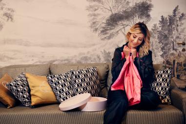 Erika Morgera indossa il pigiama della collezione#MYPIGIAMAPARTY-min (5)