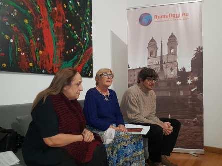 Michele La Ginestra e i rappresentati associazioni