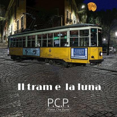 piano che piove_il tram e la luna