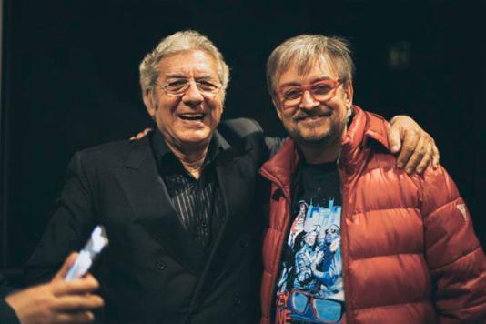 Musica a mao Franco Micalizzi e Claudio Simonetti (Medium) (Small)