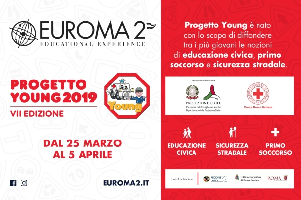 Locandina Progetto Young 2019