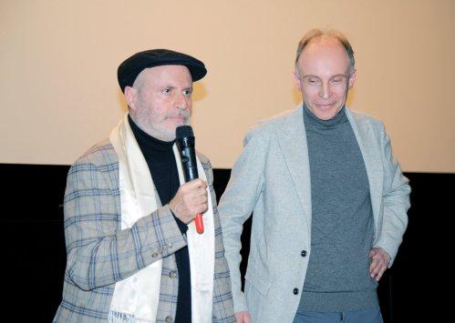 Pierfrancesco Campanella e prof Fabio Melelli
