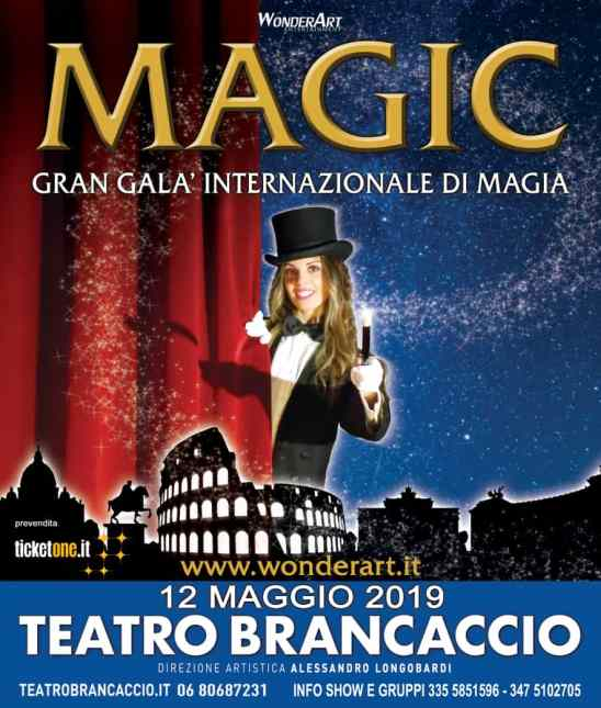 locandina magic