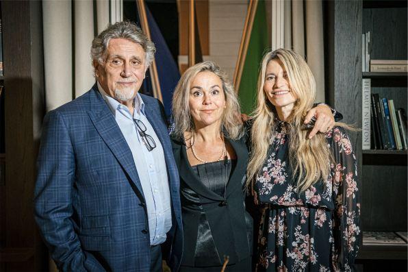 Andrea Roncato, Flavia Fontanesi, Nicole Moscariello