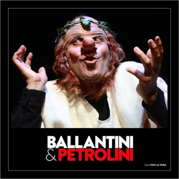 Dario Ballantini_Petrolini_Ph Pino Le Pera_6