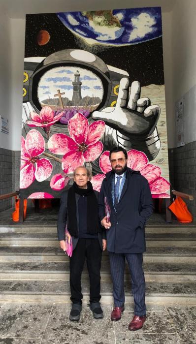 Prof. Alfio Mongelli e Prof. Pasquale Lettieri