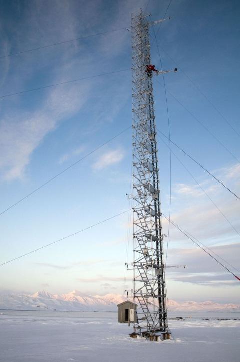 cnr torre climatica