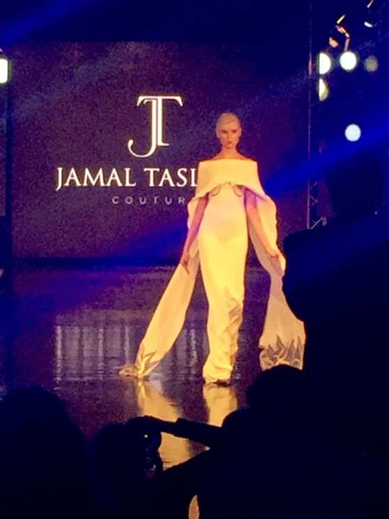 Jamal Taslaq alta moda